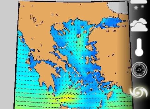 Poseidon Weather Ekran Görüntüleri - 2