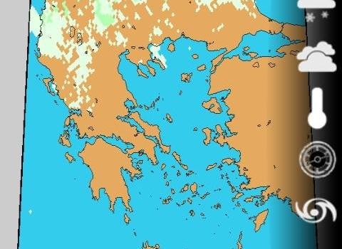 Poseidon Weather Ekran Görüntüleri - 1