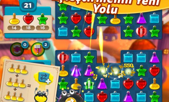 Potion Pop Ekran Görüntüleri - 1