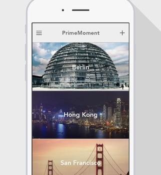 PrimeMoment Ekran Görüntüleri - 1