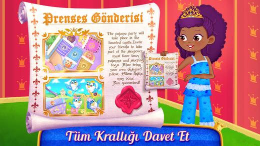 Princess PJ Party Ekran Görüntüleri - 2