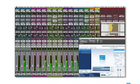 Avid Pro Tools Ekran Görüntüleri - 3