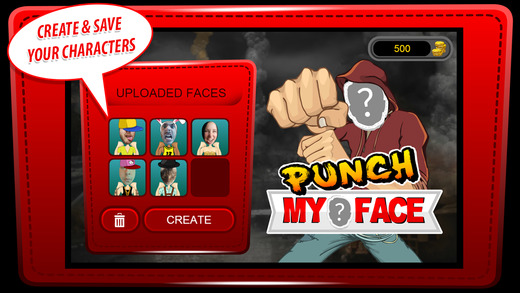 Punch My Face Ekran Görüntüleri - 5