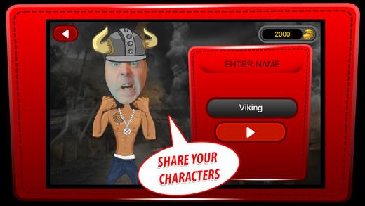 Punch My Face Ekran Görüntüleri - 1