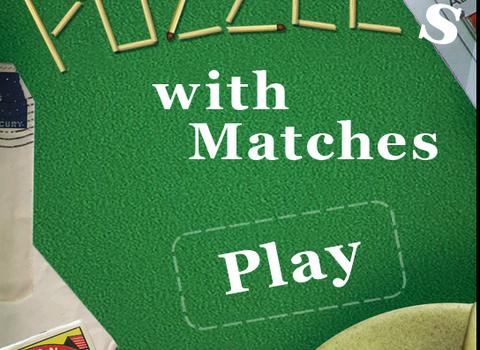 Puzzles with Matches Ekran Görüntüleri - 4