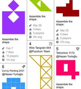 Puzzlium Ekran Görüntüleri - 4