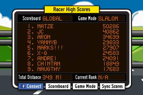 Racer Ekran Görüntüleri - 2
