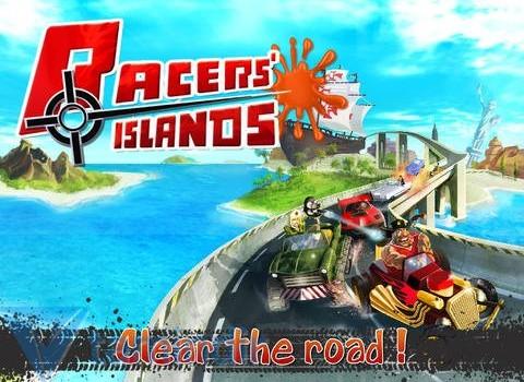 Racers Islands Ekran Görüntüleri - 4