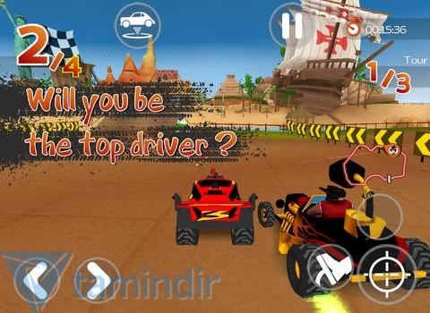 Racers Islands Ekran Görüntüleri - 3