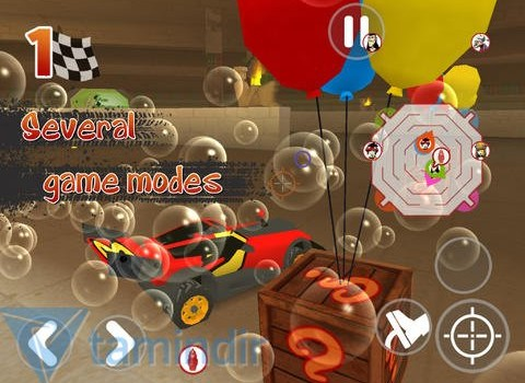 Racers Islands Ekran Görüntüleri - 2