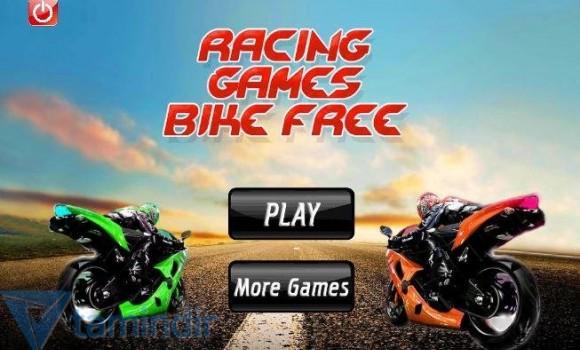 Racing Bike Free Ekran Görüntüleri - 4