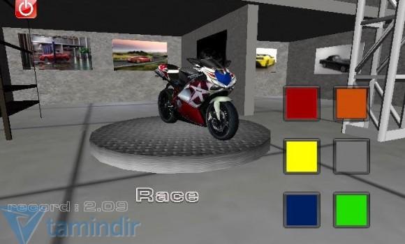 Racing Bike Free Ekran Görüntüleri - 3