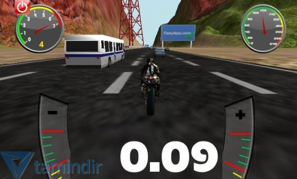 Racing Bike Free Ekran Görüntüleri - 2