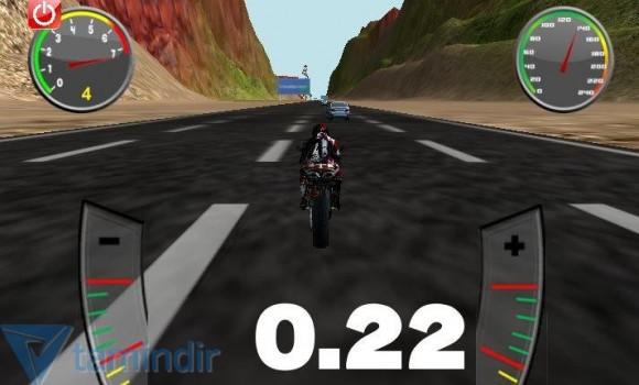 Racing Bike Free Ekran Görüntüleri - 1