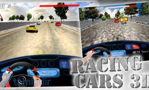 Racing Cars 3D Ekran Görüntüleri - 3
