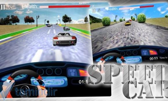 Racing Cars 3D Ekran Görüntüleri - 2