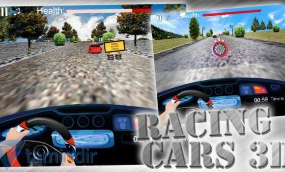 Racing Cars 3D Ekran Görüntüleri - 1