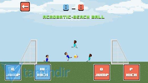 Ragdoll Soccer Ekran Görüntüleri - 1
