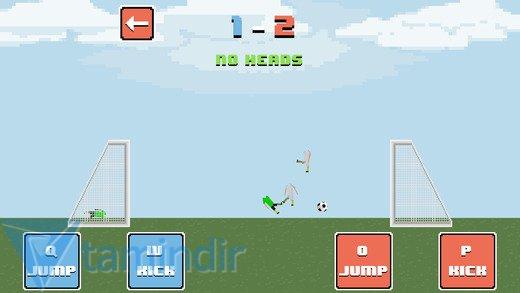 Ragdoll Soccer Ekran Görüntüleri - 2
