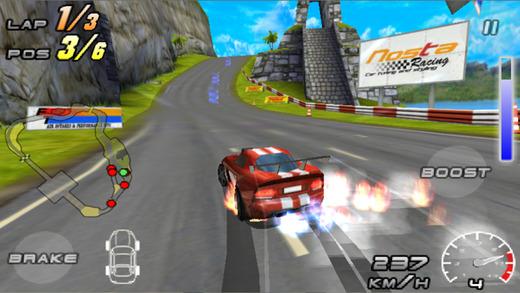Raging Thunder 2 Ekran Görüntüleri - 2