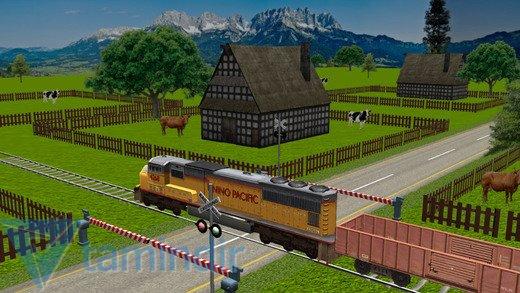 Railroad Crossing Ekran Görüntüleri - 2