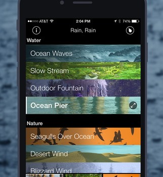 Rain, Rain Ekran Görüntüleri - 4