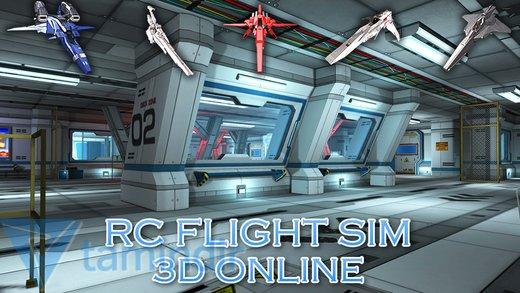RC Flight Sim 3D Online Ekran Görüntüleri - 4