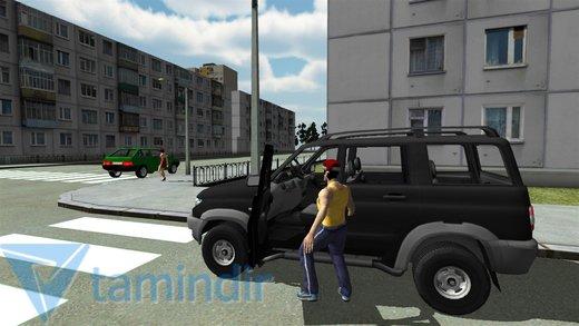 Real City Russian Car Driver Ekran Görüntüleri - 3