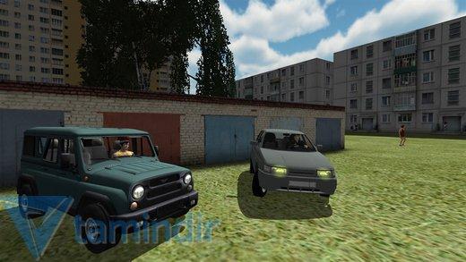 Real City Russian Car Driver Ekran Görüntüleri - 1