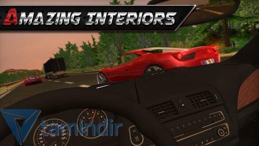 Real Driving 3D Ekran Görüntüleri - 3