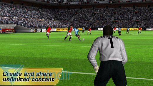 Real Football 2012 Ekran Görüntüleri - 3