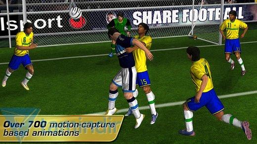 Real Football 2012 Ekran Görüntüleri - 2