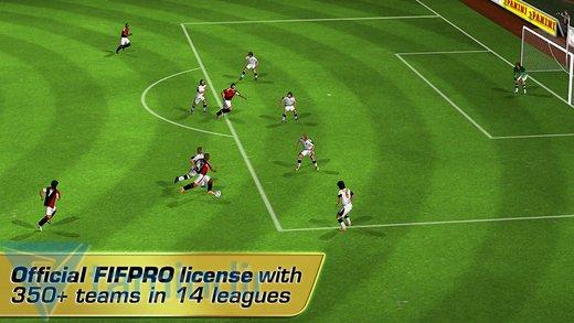 Real Football 2012 Ekran Görüntüleri - 1