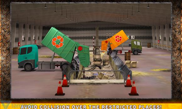 Real Garbage Truck Simulator Ekran Görüntüleri - 2