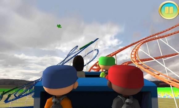 Real Roller Coaster Simulator Ekran Görüntüleri - 4