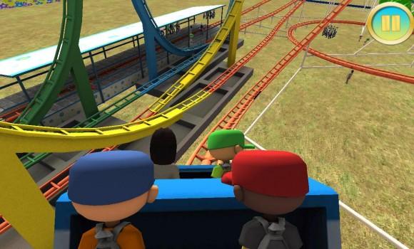 Real Roller Coaster Simulator Ekran Görüntüleri - 3