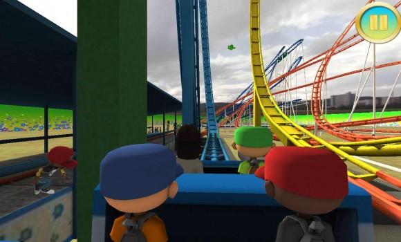 Real Roller Coaster Simulator Ekran Görüntüleri - 2