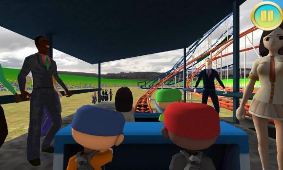 Real Roller Coaster Simulator Ekran Görüntüleri - 5