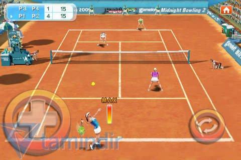Real Tennis Ekran Görüntüleri - 3