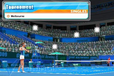 Real Tennis Ekran Görüntüleri - 2