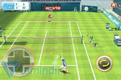 Real Tennis Ekran Görüntüleri - 1