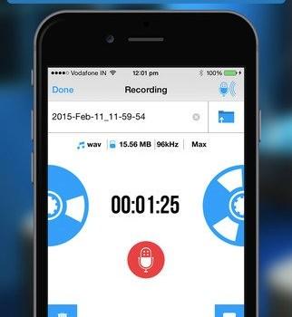 Recorder App Ekran Görüntüleri - 5