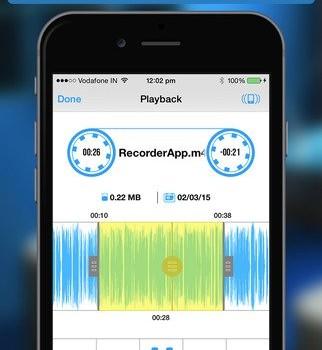 Recorder App Ekran Görüntüleri - 4