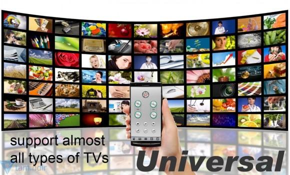 Remote Control for TV Ekran Görüntüleri - 1