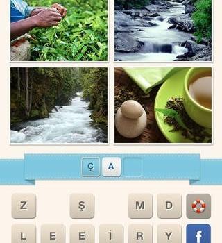 Resimli Kelime Bulmaca Ekran Görüntüleri - 3