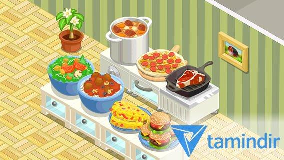 Restaurant Story Ekran Görüntüleri - 2