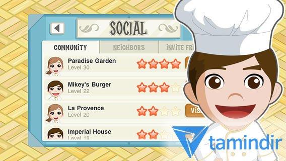 Restaurant Story Ekran Görüntüleri - 1