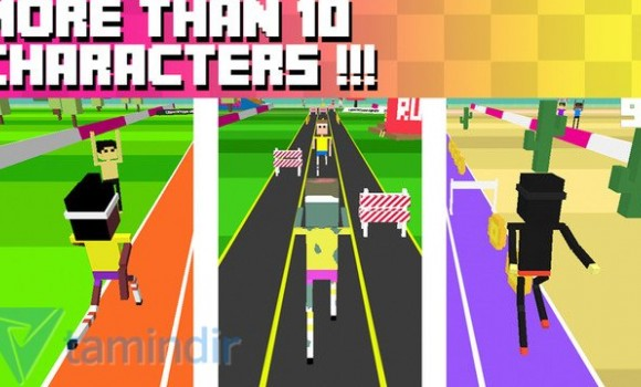 Retro Runners Ekran Görüntüleri - 2