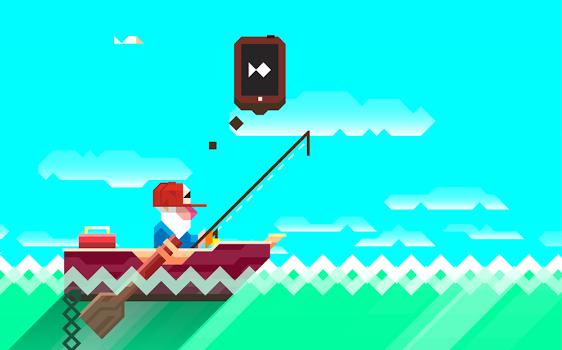 Ridiculous Fishing Ekran Görüntüleri - 4