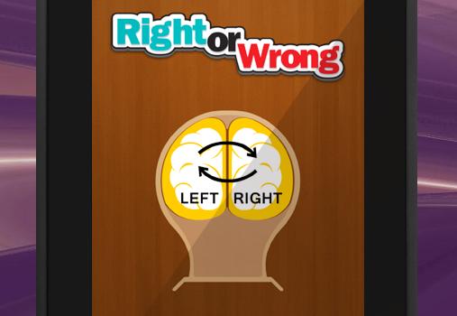 Right or Wrong Ekran Görüntüleri - 4
